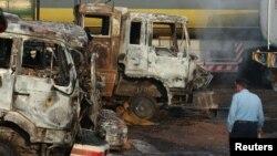 Convoi NATO atacat de militanți islamiști lîngă Islamabad