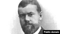 ماکس وبر ۱۸۹۴