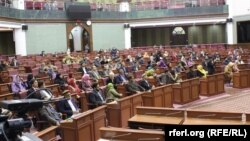 ولسی جرگه: حکومت در مصرف بودجه سال مالی ۱۳۹۶ محتاط باشد