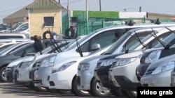 Ukradeni automobili su, kako se sumnja, trebalo da budu prokrijumčareni u Albaniju: Ilustrativna fotografija