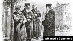Одесские евреи (1876)