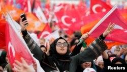 Президентская избирательная кампания в Турции