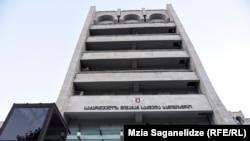 Здание МВД Грузии (иллюстративное фото)
