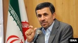 محمود احمدی نژاد، رييس جمهوری اسلامی ایران