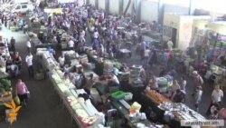 Մալաթիայի շուկայում գյուղմթերք վաճառողները պատրաստ են դիմել բողոքի ակցիաների