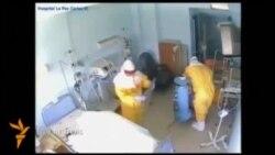 Первое заражение лихорадкой Эбола в Европе завершилось выздоровлением
