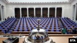 Илустрација: Бугарскиот парламент