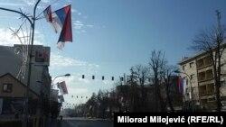 Banjaluka u zastavama pred početak obeležavanja Dana RS