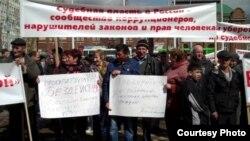 Иркутск. Митинг против произвола и коррупции. Фото Екатерины Вертинской
