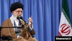 Supreme Leader Ali Khamenei has pushed back against some of Rohani's attempts at opening Iran to the world.