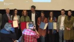 Dodeljenje godišnje nagrade NUNS-a