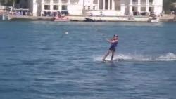 В Севастополе прошли соревнования по экстремальным видам спорта (видео)