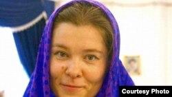 Анхар Кочнева, похищенная украинская журналистка.