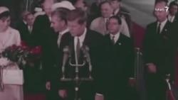 زمانی که شاه در کنگره آمریکا از تاریخ ۲۵۰۰ ساله گفت