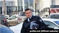 Alexandru Pînzari, fostul șef al Poliției (IGP), Chișinău