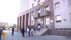 Флешмоб жителей ЖК «Махаббат»