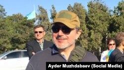 Ленур Іслямов на Чонгарі, 20 вересня 2015 року