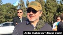 Ленур Ислямов на Чонгаре 20 сентября 2015 года