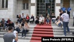 Pamje nga Podgorica