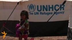 Ирактағы босқындар лагері