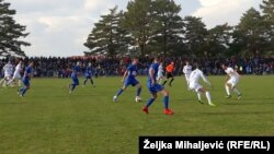 Utakmica Hajduk - Troglav