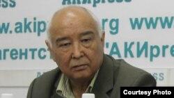 Марат Алышпаев.