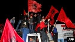 Qytetarët e pritën kthimin e Ramush Haradinajt...
