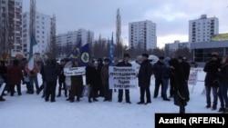 Каршылык чарасы, Уфа, 10 декабрь
