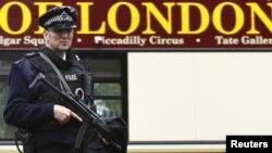 ლონდონის ცენტრში პოლიცია გაძლიერებულ მზადყოფნაშია