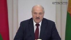 Лукашенко о начавшемся терроре