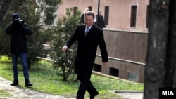 """Поранешниот премиер Никола Груевски на судење за случајот """"Тенк"""" во февруари"""
