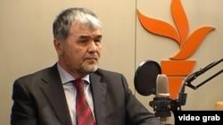 Өзбек оппозиция лидери Мухаммад Салих.