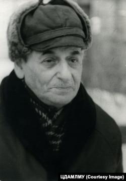 Художник Зіновій Толкачов в останні роки життя, 1970-ті роки