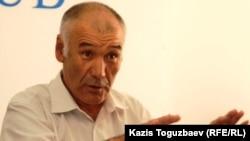 Дәуітхан Керімов, кәсіпкер, Қызылағаш ауылының тұрғыны. Алматы, 2 тамыз 2011 жыл