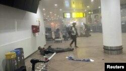 Aeroporti Zaventem i Brukselit