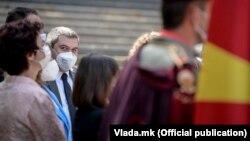 Министерот за правда Бојан Маричиќ