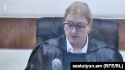 Судья Анна Данибекян