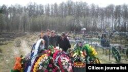 Похороны афганца