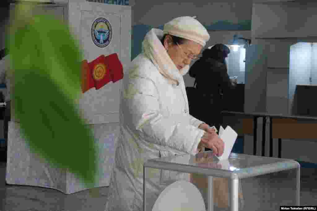 Выборы проходят в 25-ти городах и 416 сельских округах
