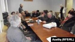 Башкортстан татар җәмәгатьчелек оешмалары утырышы