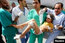 دستکم ۲۵۰ فلسطینی پس از اعلام خبر «اسارت» سرباز اسرائیلی از سوی آن کشور کشته شدند