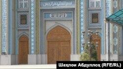 Масҷиди марказии шаҳри Душанбе