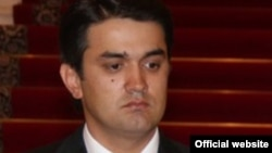Рустам Эмомали, сын действующего президента Таджикистана Эмомали Рахмона.