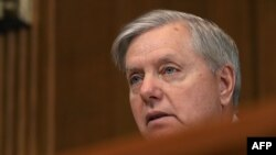 Senator Lindsey Graham's subcommittee oversees spending on diplomacy and foreign aid