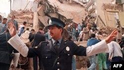 انفجار آمیا در سال ۱۹۹۴ به کشته شدن ۸۵ نفر انجامید