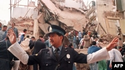 The 1994 bombing of a Jewish center in Buenos Aires killed 85 people.