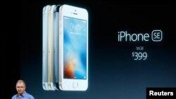 Презентация iPhone SE – самого дешевого из семейства смартфонов Apple