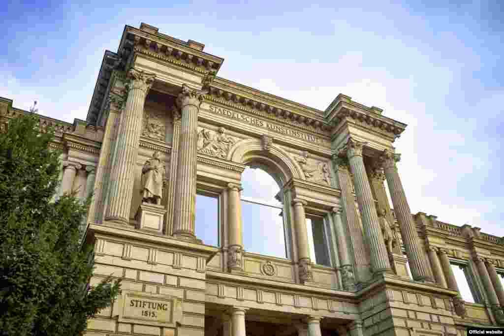 Clădirea Muzeului Städel...