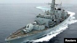 ناو نیروی دریایی بریتانیا به نام مونتروز