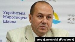 Депутат міськради Сєвєродонецька Сергій Самарський, якого вбили 3 листопада 2017 року (архівне фото)